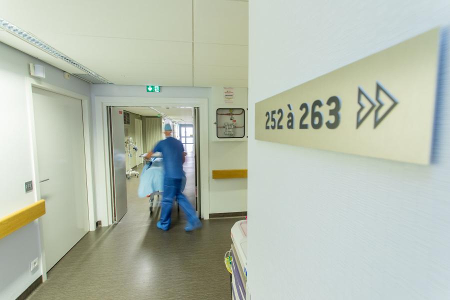 soins-clinique - Reportage photo - Clinique Saint Antoine - Rouen (Groupe VIVALTO)